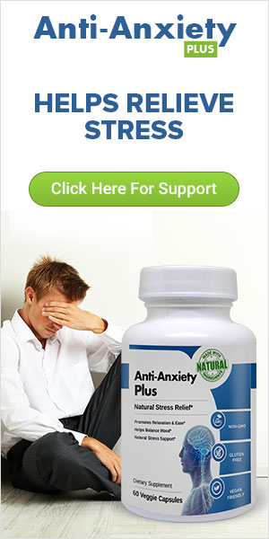 Anti-Anxiety dietary supplement