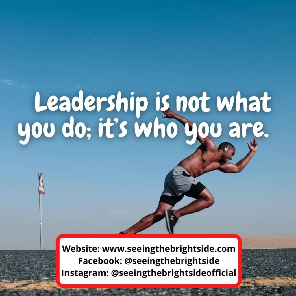 Inspirational Leadership Quotes